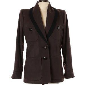 Vintage Yves St Laurent Rive Gauche blazer